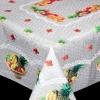 """Скатерть """"MEIWA"""" арт.3D/FRUITS BASKET (PK) 120x165 cм (1/20)"""
