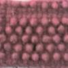 """Коврик для в/к """"BANYOLIN SONIL COTTON """" из 1-й шт, 60х100 см БОРДОВЫЙ"""