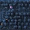 """Коврик для в/к """"BANYOLIN SONIL COTTON """" из 1-й шт, 60х100 см СИНИЙ"""