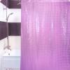 Арт.630 Штора д/ванн 3D 180х180 см Тайвань, фиолетовый