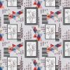 """1014/2 Клеенка столовая на нетканой основе ТМ""""FANTASTIC"""""""
