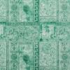Клеёнка столовая на т/о Колорит 423/3 зеленый