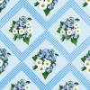 Клеёнка столовая на т/о Колорит 429/1 голубой