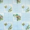 Клеёнка столовая на т/о Колорит 710/1 голубой