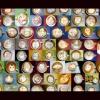 """Коврик из полиэстера с ПВХ подложкой бытовой универсальный ТМ """"B'Home"""", 45х75 см арт.026"""