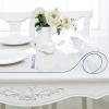Силиконовое покрытие ПВХ для стола №001, 0,8ммх80см (20м)