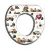 Сиденье для унитаза  AQUA-PRIME BABY AQP.03.5015