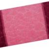 """К-т ковриков для в/к """"BANYOLIN GOLD"""" из 2-х шт, 60х100, 50х60 см РОЗОВЫЙ"""