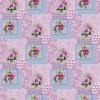 Клеёнка столовая на т/о Колорит 513/16 фиолетовый