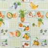 Клеёнка столовая на т/о Колорит 504/3 зеленый