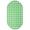 Spa-коврик д/ванной Aqua-prime 65*36 cм Комфорт (зеленый)