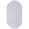 Spa-коврик д/ванной Aqua-prime 65*36 cм Комфорт (прозрачный)