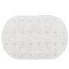 Spa-коврик д/ванной Aqua-prime 68*38 cм Дождь (прозрачный)