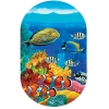 Spa-коврик д/ванной Aqua-prime Аквариум 68*38 cм