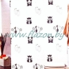Штора для ванной комнаты т.м. Miranda BLACK CATS